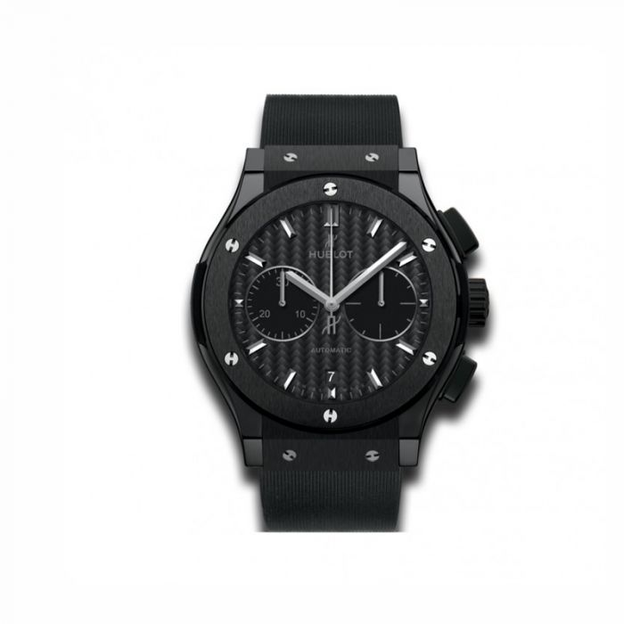Classic Fusion Chronograph Black Magic